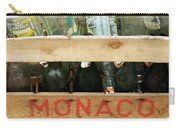 Monaco Wooden Crate Carry-all Pouch