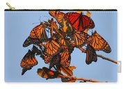 Monarch Migration Carry-all Pouch