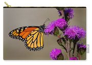 Monarch Carry-all Pouch by Mircea Costina Photography