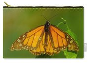 Monarch On Hackberry Carry-all Pouch