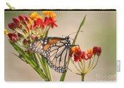 Monarch Portrait Carry-all Pouch