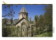 Monastery Of Ishan Carry-all Pouch