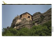 Monastery Of Saint Nicholas Anapafsas Carry-all Pouch