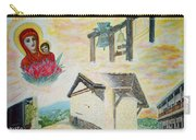 Monastery Of The Virgin Mary Carry-all Pouch