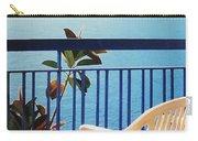 Mondello Bay Sicily Carry-all Pouch