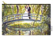 Monet Wedding Carry-all Pouch