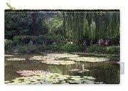 Monet's Water Garden Carry-all Pouch