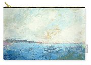 Monhegan From Pemaquid Carry-all Pouch