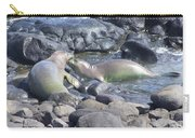 Monk Seals Carry-all Pouch