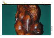 Monkey Carving Carry-all Pouch