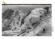 Monochrome Landscape Project 4 Carry-all Pouch