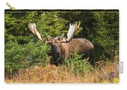 Monster In The Hemlocks Carry-all Pouch