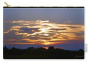 Montana Sunset Carry-all Pouch