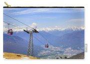 Monte Tamaro - Switzerland Carry-all Pouch