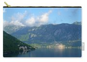 Montenegro's Bay Of Kotor Carry-all Pouch