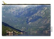 Montenegro's Black Mountains Carry-all Pouch