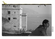Monterosso Al Mar Carry-all Pouch