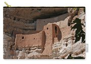 Montezuma Castle Cliff Dwellings In The Verde Valley Of Arizona Carry-all Pouch