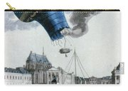 Montgolfier Balloon Carry-all Pouch