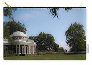 Monticello Grounds Carry-all Pouch