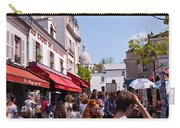 Montmartre Artist Colony Carry-all Pouch
