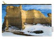Monument Rocks Castle Carry-all Pouch