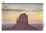 Monument Valley - East Mitten Butte Carry-all Pouch