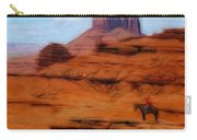 Monument Valley Pastel Carry-all Pouch