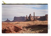 Monument Valley Totem Pole Carry-all Pouch