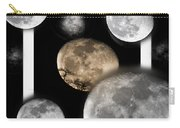 Moon From The Country Carry-all Pouch