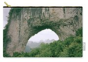 Moon Hill In Guangxi In China Carry-all Pouch