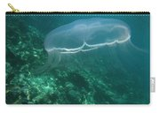 Moon Jelly Fringe Carry-all Pouch