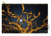 Moon Light And Tree Carry-all Pouch