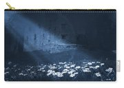 Moon Light Daisies Carry-all Pouch