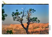 Moon Over Bryce Canyon Carry-all Pouch