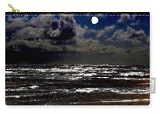 Moon Over The Pacific Carry-all Pouch
