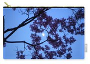 Moon Through Dogwood Carry-all Pouch