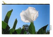 Moonflower Rising Carry-all Pouch