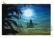 Moonlight Sail - Key West Carry-all Pouch