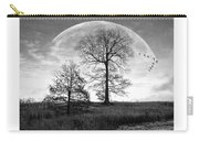 Moonlit Silhouette Carry-all Pouch by Brian Wallace