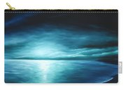 Moonrise II Carry-all Pouch by James Christopher Hill