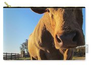 Mooo-ve Over Carry-all Pouch
