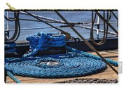 Moored Ship Carry-all Pouch