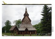 Moorhead Stave Church 1 Carry-all Pouch