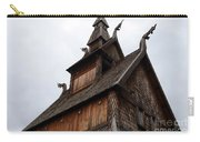 Moorhead Stave Church 11 Carry-all Pouch
