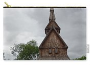 Moorhead Stave Church 2 Carry-all Pouch