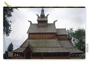 Moorhead Stave Church 5 Carry-all Pouch