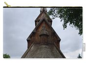 Moorhead Stave Church 7 Carry-all Pouch