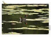 Moorhen Reflection Carry-all Pouch
