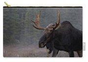 Moose, Algonquin Provincial Park Carry-all Pouch